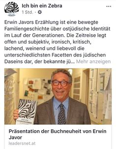 #buchpräsentation Family History, Time Travel, Legends, Laughing