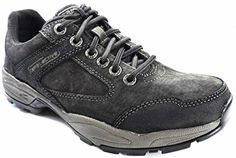 Camel Active Evolution 11, Oxford homme, Noir (Charcoal/Black 22), 46.5 EU