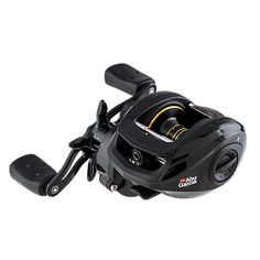 Taking design cues from the Orra® and Revo® lineups, the new Pro Max™ reel delivers first-rate performance in an exceptionally smooth package. The externally adjustable MagTrax™ casting brake ensures efficient casting control while the 7+1 stainless steel bearing system delivers a remarkably smooth retrieve. The result is a lightweight, compact reel that is engineered to take the abuse day in and day out.