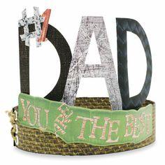 #1 #Dad Crown
