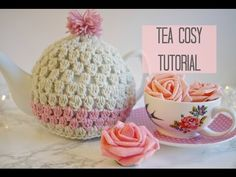▶ CROCHET: Tea Cosy tutorial | Bella Coco - YouTube