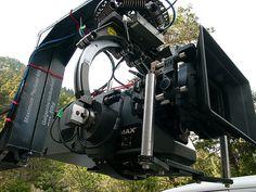 IMAX Camera Libra Head by matthew_dp, via Flickr