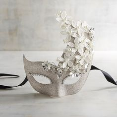 "Colombina /""monica/"" sentía máscara Carnaval de Venecia"