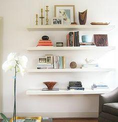 living room shelf ideas