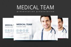 Medical Team by Good Pello on @creativemarket