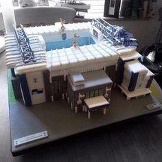 Tottenham Hotspur Birthday Cake. #COYS