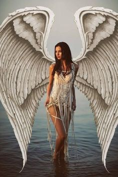 Feel her wings fluttering Dark Angels, Fallen Angels, Angels Among Us, Angels And Demons, Angels And Fairies, Angel Artwork, Warrior Angel, I Believe In Angels, Ange Demon