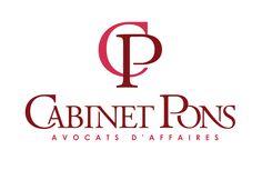 Logo Cabinet Pons - 2007