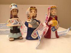 The Traveling Wise Men went bandaid crazy! www.travelingwisemen.com
