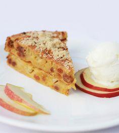 Fig & Honey Apple Polenta Cake | Bustrengo | Recipe | Polenta Cakes ...