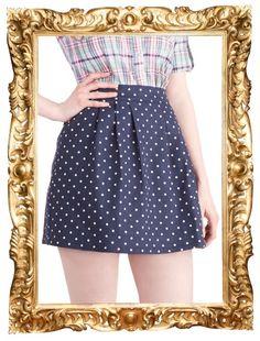 Delightful Duo Skirt - $34.99