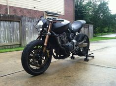 '06 Honda 919 The Ugly Duckling - Page 4 - Custom Fighters - Custom Streetfighter Motorcycle Forum