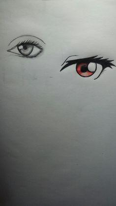 Realism nad manga eye