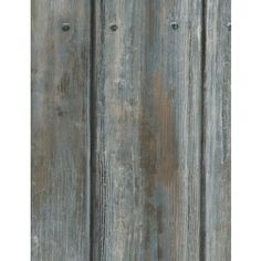 Detailed distressed timber wallpaper design in driftwood.    Only available in UK.