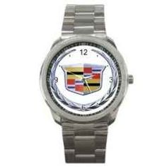 Watches are always a popular item for gifts, be it for men, women or children.    Wristwatch CADILLAC Graphic Logo Sport Metal Watch    Here, I have...