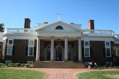 Thomas Jefferson's Monticello VA