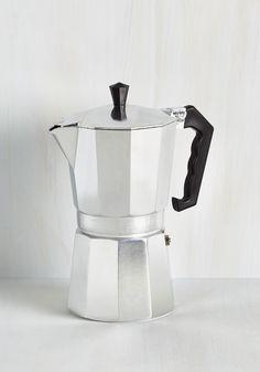 Percolator, Alligator Espresso Maker - 9 Cups