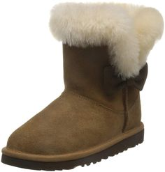 UGG Kourtney (Little Big Kid) *** You can find out more details at the link of the image. (This is an affiliate link) Big Kids, Ugg Boots, Uggs, Girl Boots, Unisex, Children, Shoes, Link, Image