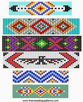 Image result for Free Native American Beadwork Patterns