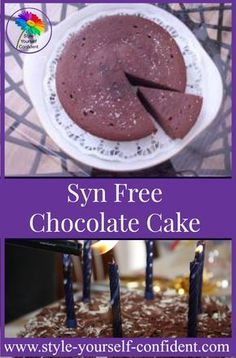 SYN FREE chocolate cake http://www.style-yourself-confident.com/syn-free-chocolate-cake.html