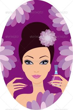 Beautiful woman with nail polish  #GraphicRiver         Vector illustration, color full, no gradient, no mesh.     Created: 24February12 GraphicsFilesIncluded: JPGImage #VectorEPS #AIIllustrator Layered: No MinimumAdobeCSVersion: CS Tags: adorable #adult #applying #attractive #beautiful #beauty #beautysalon #care #cosmetics #cute #elegance #face #fashion #female #flower #girl #glamor #manicure #model #nail #nailpolish #oval #polish #woman #young