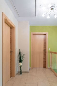 zweites Obergeschoss bei Familie Krippl Modern, Divider, Room, Furniture, Home Decor, Bedroom, Trendy Tree, Decoration Home, Room Decor