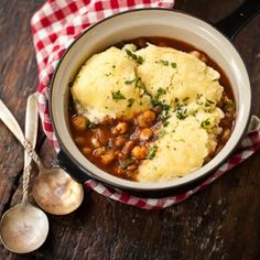 New Mexican Chili and Buttermilk Cornmeal Dumplings « Go Bold with Butter