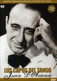 Juan D'arienzo - Los Capos Del Tango