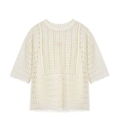 For Mother's Day: Tory Burch Crochet Top