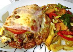 Érdekel a receptje? Croatian Recipes, Hungarian Recipes, Turkish Recipes, Hungarian Food, Easy Chicken Recipes, Meat Recipes, Dinner Recipes, Cooking Recipes, Food 52