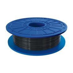 Dremel 1.1 lbs. Black PLA Filament for 3D Idea Builder Printer, Deep Black