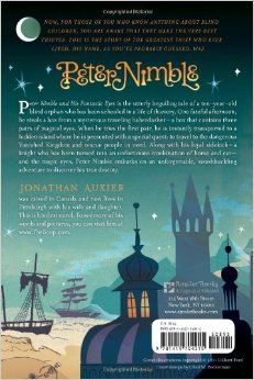 Peter Nimble and His Fantastic Eyes: Jonathan Auxier: 9781419704215: Amazon.com: Books