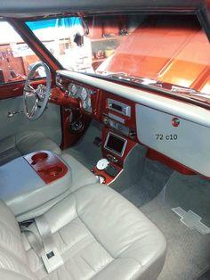 Chevrolet : C-10 C10 | Chevrolet, eBay and Interiors