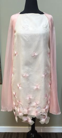 We All Agree…This is Our Favorite Silk Chiffon Cape   Janet Deleuse