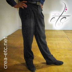 CRÉAetc - www.crea-etc.net le pantalon tanguero II #couture #tuto #diy #creaetc #creamonsieur #pantalonapinces #pantalonsurmesure #tailoring #homme #sewing #sewingart #fashionphotography #fashion #tango #menswear #fashionformen #handmade #tailleur #tangoetc #sewingaddict