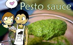 My family Pesto sauce (easy, vegan, and cheap)