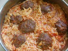 Cookbook Recipes, Meat Recipes, Cooking Recipes, Greek Cooking, Mince Meat, Pasta, Food Decoration, Greek Recipes, Food To Make