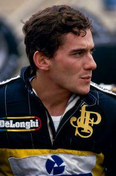 Ayrton Senna Magic Immortal: Ayrton Senna: O Rei Das Poles - Lotus Renault Peter Warr