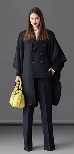 Bally - Lookbook automne hiver 2014-2015