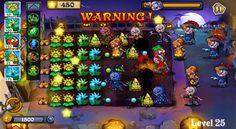 Angry Flowers HD is a game inspired by Plants Vs Zombies 2 for Windows Phone. free download