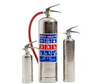 Stainless Steel Extinguishers