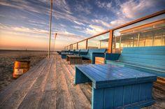 Wijk aan zee 21-7-2013 hittegolf