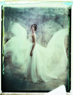 These Polaroids will take your breath away. Consider one or two Polaroid shots on your wedding day for a priceless memento
