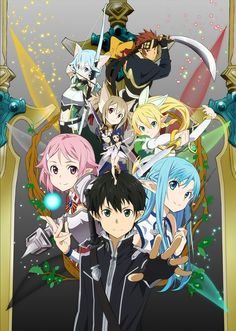 Why is it called Sword Art Online 2 if they aren't even playing SAO. I haven't seen the second one yet