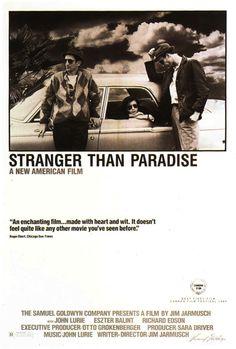 Estranhos no Paraíso | Stranger Than Paradise (dir. Jim Jarmusch, 1984)