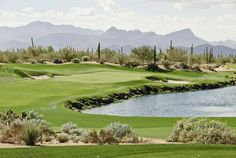 The Golf Club at Dove Mountain, Marana, AZ