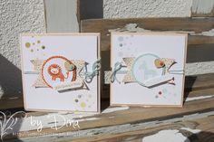 °°°Lieblingsstempel°°° kreativ mit Stempel und Papier und Stampin´Up!: Zoo Babies