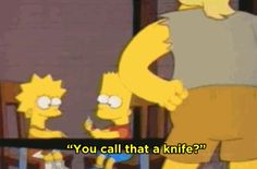 Knifey-spooney. That is all.