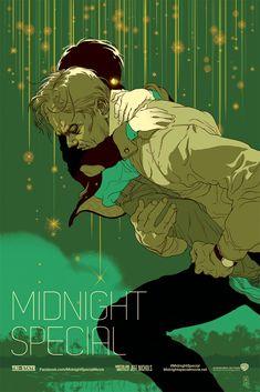 Midnight Special - Tomer Hanuka ----