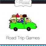 {FREE Printable} Aussie Road Trip Games
